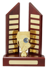 Double Wing Trophy